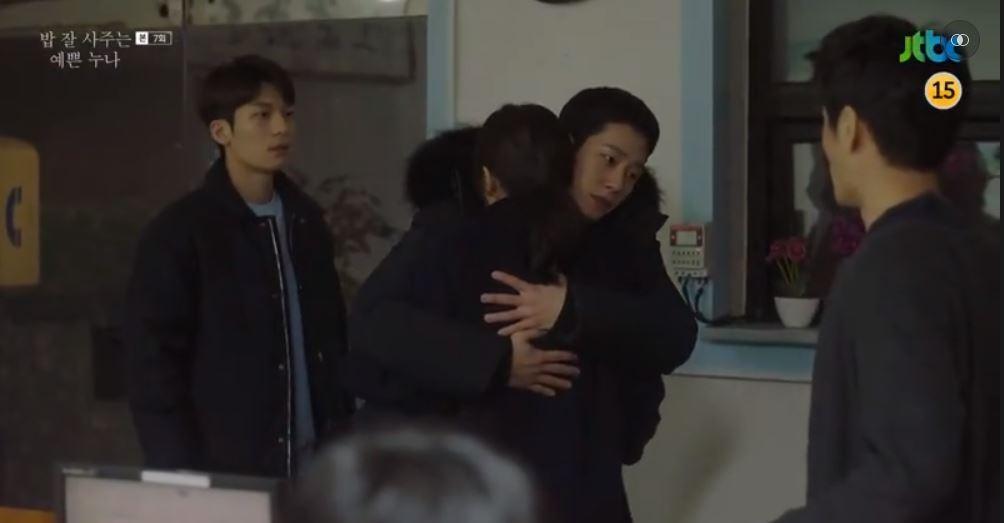 Chị Đẹp tập 7: Bồ cũ của Son Ye Jin không ăn được thì đạp đổ