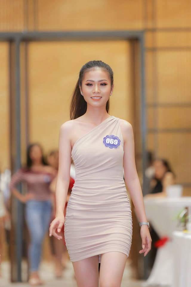Ngắm vẻ đẹp bốc lửa của tân Hoa hậu Biển Việt Nam Toàn cầu 2018