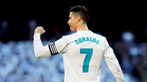 Real sẽ ký hợp đồng mới với Ronaldo trước World Cup 2018