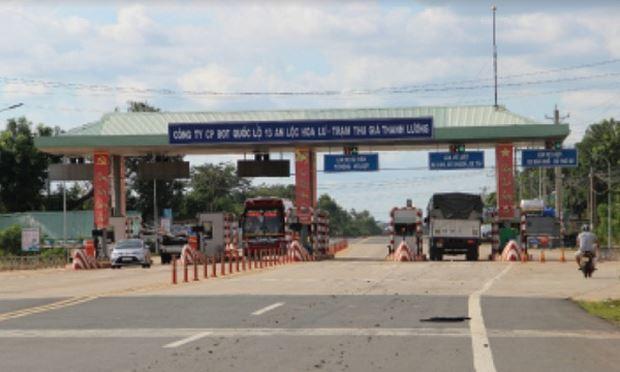 Chưa đến 30 km có một trạm thu phí Bình Phước vẫn muốn thêm BOT