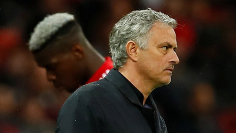 Pogba giãi bày mối quan hệ với HLV Mourinho