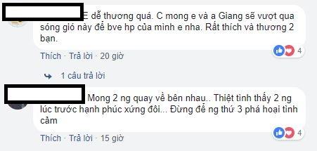 Cầu xin tha thứ cho thần tượng, fan Trường Giang khủng bố Fanpage Nhã Phương