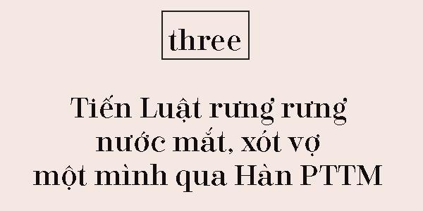 Thu Trang: Chồng tôi rưng rưng nước mắt vì xót vợ một mình qua Hàn phẫu thuật