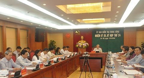 Xem xét, thi hành kỷ luật Đảng ở mức cao nhất đối với ông Đinh La Thăng