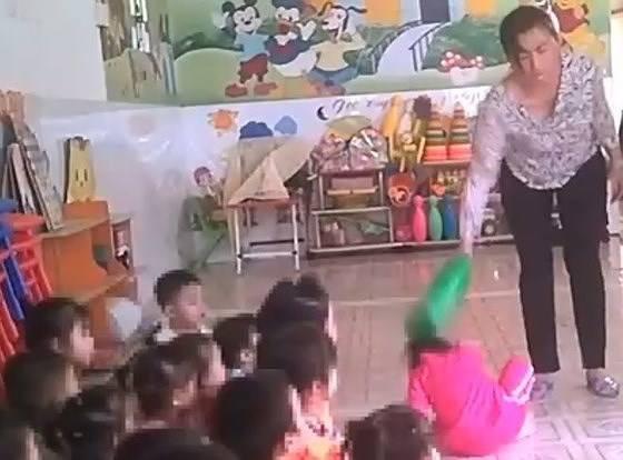 Thêm một bảo mẫu trường Mầm Xanh bị khởi tố trong vụ bạo hành trẻ