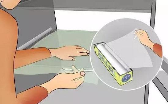 Chỉ dùng duy nhất một tờ giấy A4, tiết kiệm được cả triệu tiền điện từ tủ lạnh mỗi năm