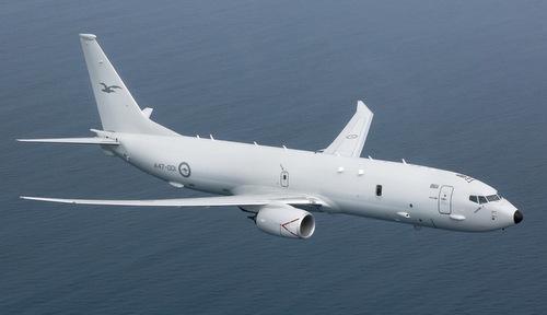 Australia điều trinh sát cơ Thần biển giám sát tàu hàng Triều Tiên