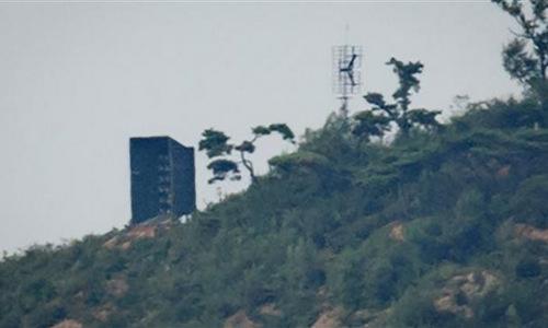 Triều Tiên tháo dỡ loa phóng thanh chống Hàn Quốc