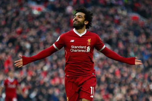 Salah chiến thắng giải Cầu thủ hay nhất của FWA