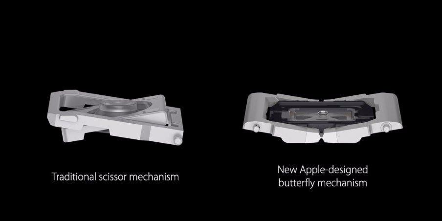 Bàn phím MacBook Pro mới có tỉ lệ hư hỏng cao gấp đôi so với các đời cũ