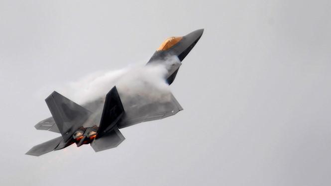 Hàn Quốc xác nhận F-22 của Mỹ đến bán đảo Triều Tiên tập trận