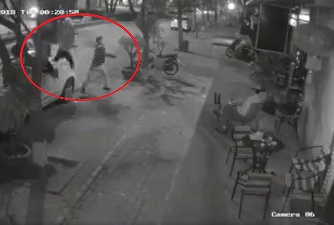 Chủ tịch UBND Hà Nội yêu cầu làm rõ vụ quán cà phê bị dội 'mưa' gạch
