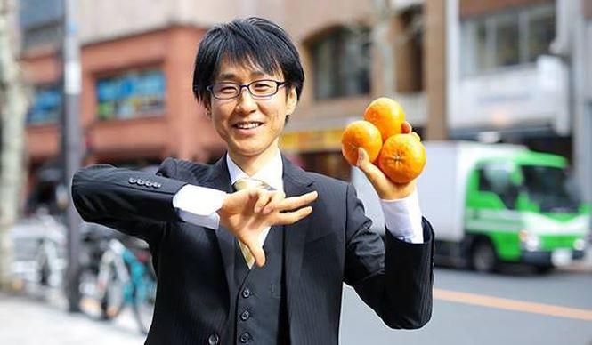 Kỳ lạ người đàn ông chỉ ăn trái cây suốt 8 năm