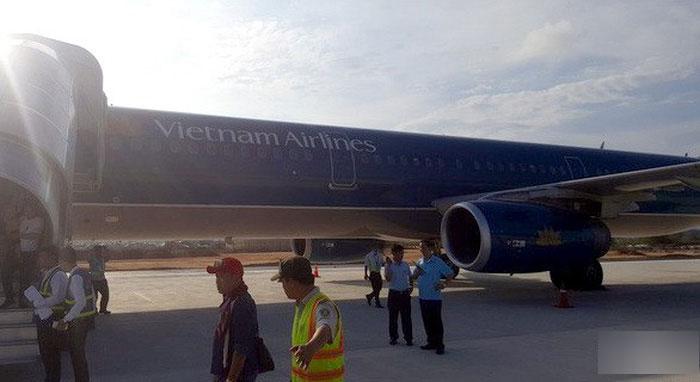 Những sự cố thót tim của hàng không Việt Nam năm 2018