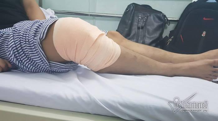 Nữ tài xế nói mạng người không quan trọng: Nam sinh nằm viện 3 ngày không hỏi