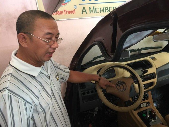 Điều ít biết về xe hơi chạy điện đầu tiên do người Việt chế tạo