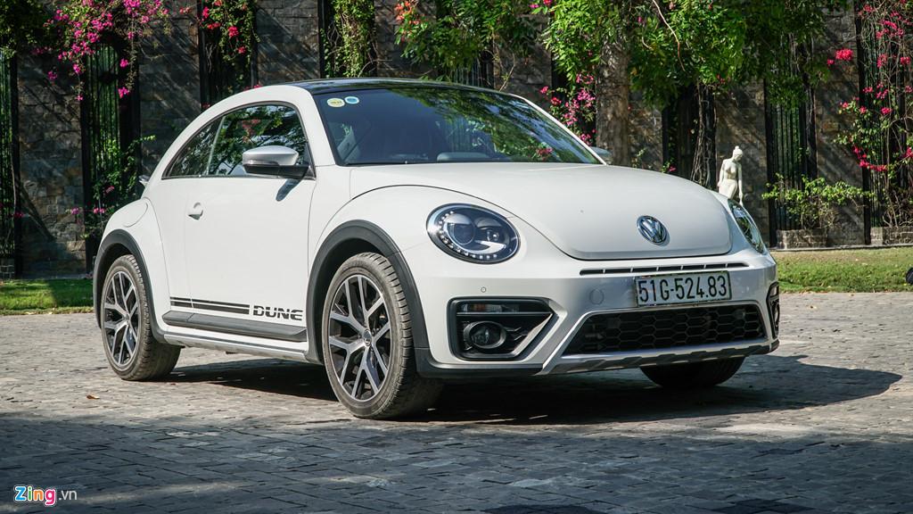 Đánh giá Beetle Dune - xe nhỏ giá ngang Mercedes-Benz C200