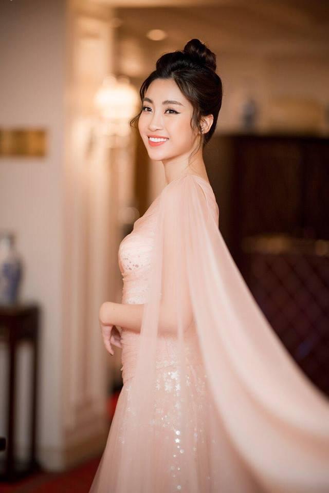 Nhan sắc không góc chết của Hoa hậu sắp làm MC cho VTV