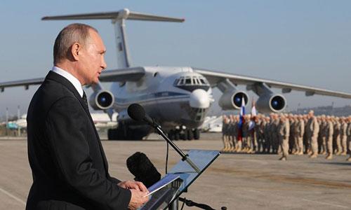 Sự lột xác của quân đội Nga dưới thời Putin