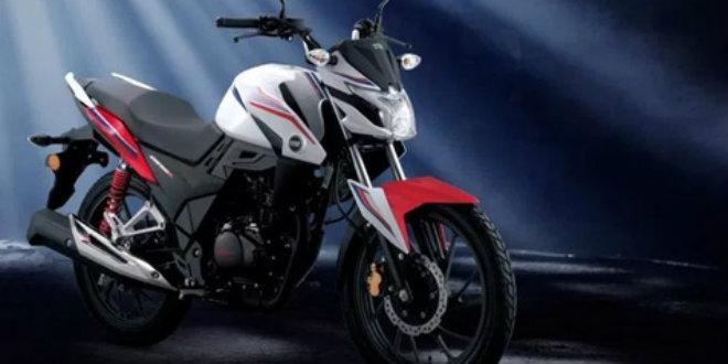 Phát hành xe côn tay giá mềm Honda CBF150R