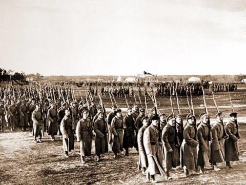 Những cuộc duyệt binh nổi tiếng nhất trong lịch sử Nga