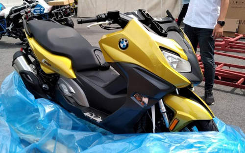 BMW C650 Sport 2018 về ĐNA, dành cho người đam mê du lịch