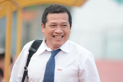 Phó Ban trọng tài Dương Văn Hiền vẫn giám sát các trận tứ kết Cup QG 2018