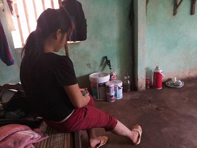 Lời kể ám ảnh của bé gái 15 tuổi mồ côi mẹ nghi bị bác ruột hãm hiếp mang thai