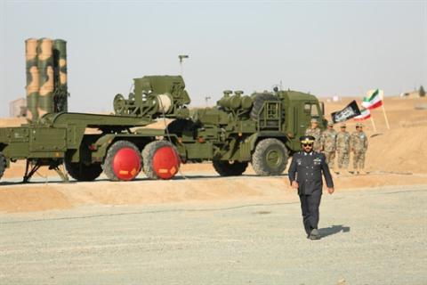 Nga vội thanh minh việc dừng chuyển S-300 cho Syria