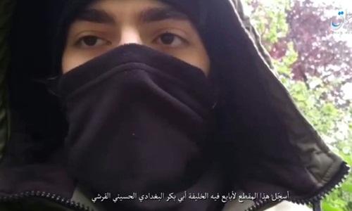 Kẻ đâm dao ở Paris thề trung thành với thủ lĩnh tối cao IS