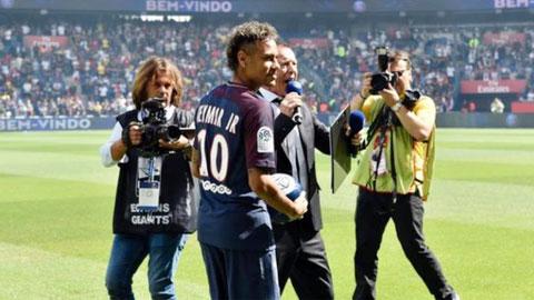 Neymar sẽ gia nhập Real với giá 255 triệu euro