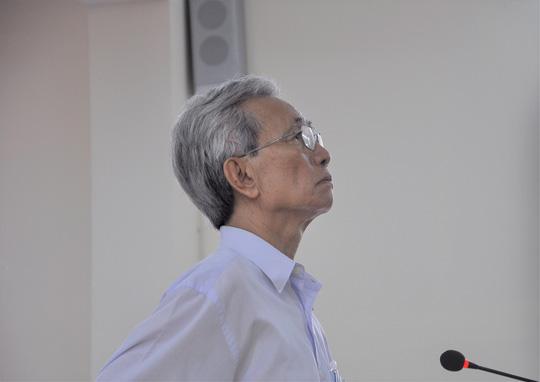 Cho Nguyễn Khắc Thủy hưởng án treo, HĐXX phúc thẩm nhận định gì?