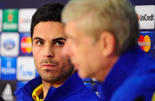 Arsenal chọn HLV kế tục Wenger: Dẫn đội bóng làng đoạt vé Cúp C1