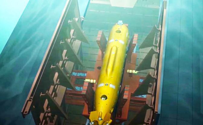 Poseidon mang đầu đạn hạt nhân có thể làm gì nước Mỹ?