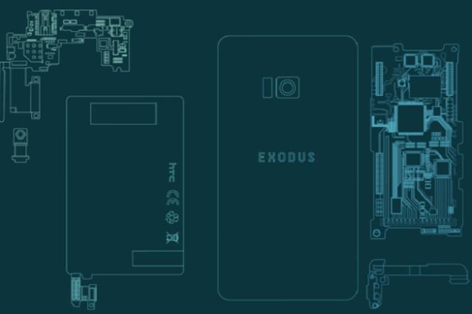 HTC âm thầm phát triển smartphone hỗ trợ blockchain