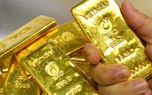 Giá vàng hôm nay 17/5: USD lên đỉnh, vàng lao dốc