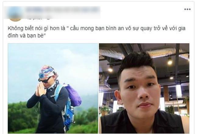 Bạn bè phượt thủ mất tích khi leo núi Tà Năng: Cầu mong em đủ tỉnh táo và may mắn