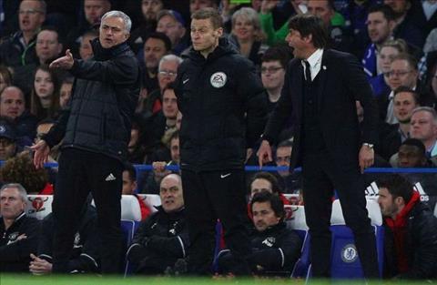 Mourinho lên tiếng hóa giải thù hận với Conte