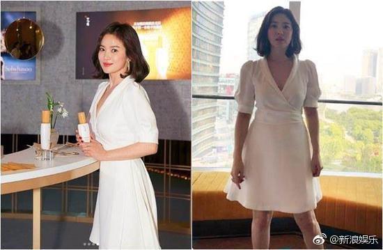 Lộ vòng eo bất thường, Song Hye Kyo lại bị đồn đang mang thai đứa con đầu lòng với Song Joong Ki
