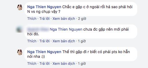 Bị fan bình luận photoshop đến mức không nhận ra, Thiên Nga đáp trả: Ủa chứ chị chưa đủ đẹp sao em?