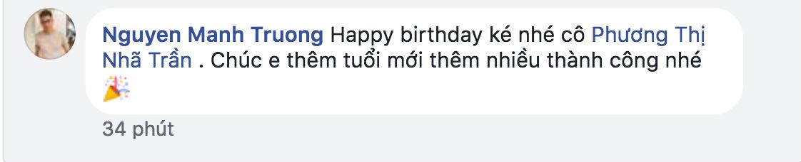 Nhã Phương bị đạo diễn Khải Anh dìm hàng không thương tiếc trong ngày sinh nhật