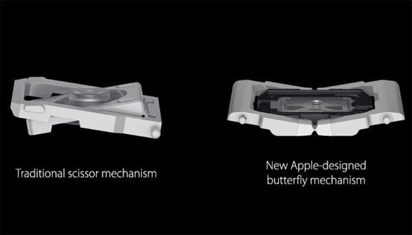 Bàn phím bướm của MacBook Pro tệ hại như thế nào?