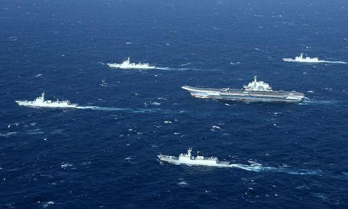 Hải quân Trung Quốc có thể lớn gấp đôi Mỹ vào năm 2030