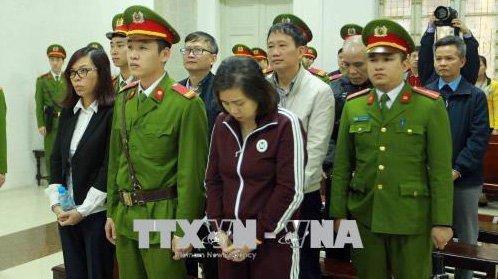 Đồng phạm tham ô với Trịnh Xuân Thanh chuẩn bị hầu tòa