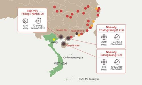 Hà Nội lo ngại thảm hoạ nếu nhà máy điện hạt nhân của Trung Quốc rò rỉ