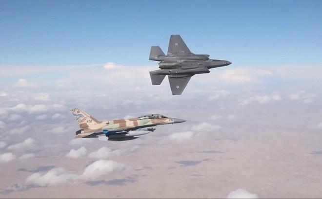 F-35I chính thức tham chiến, S-400 đã thực sự bị qua mặt?