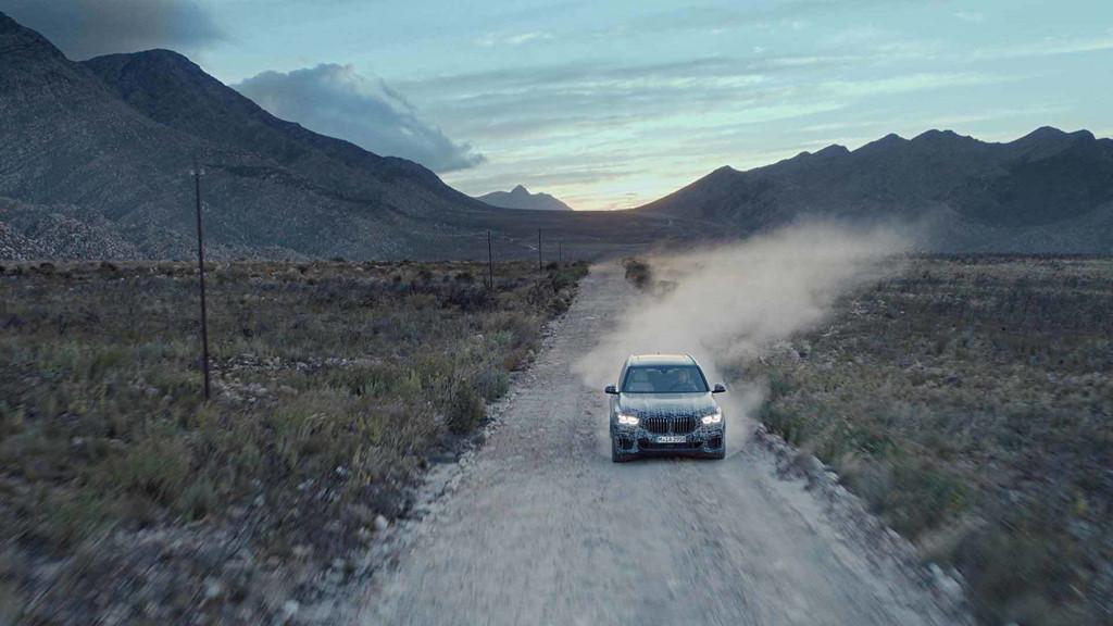 Những hình ảnh đầu tiên về BMW X5 thế hệ mới