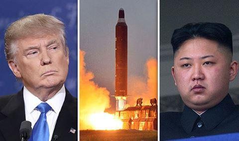 Hủy thượng đỉnh, Tổng thống Trump tuyên bố Mỹ sẵn sàng đối đầu quân sự với Triều Tiên
