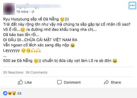 Lần đầu trong lịch sử sao Hàn đến Việt Nam bị fan đe dọa, phản đối: Chắc chỉ có rắn độc Hyoyoung là duy nhất!