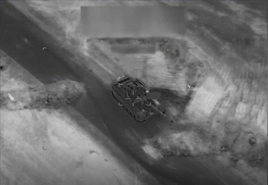 Tiết lộ mới vụ Mỹ giết hàng trăm tay súng Nga và Syria